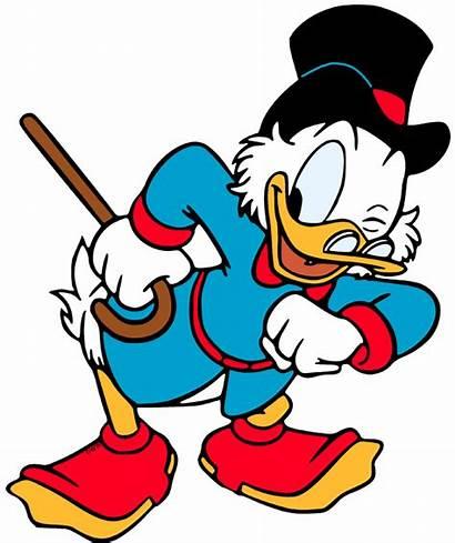 Scrooge Ducktales Mcduck Clip Disney