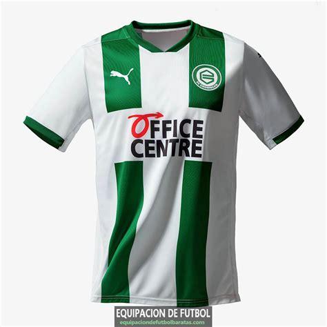camiseta fc groningen primera equipacion   equipacion de futbol