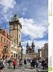 PRAGUE, CZECH REPUBLIC - SEPTEMBER 05, 2015: Photo Of The ...