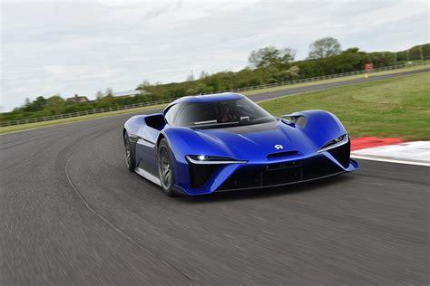2018 Nio Ep9 Electric Supercar Review
