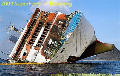 Ferry Boat Bomb In Mexico by Gruppo Eslabon Home Page