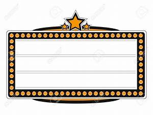 Marquee accessories clipart - Clipground