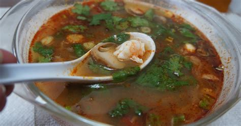 tom yum soup recipe penelope the foodie easy meal tom yum soup