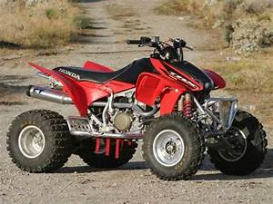Honda Trx450r    Trx450er Service  U0026 Repair Manual  2004