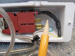 Adding An Electronic Refrigerator Thermostat
