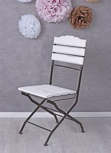 Shabby Chic Stuhl : k chenstuhl shabby chic stuhl klappstuhl esszimmerstuhl gartenstuhl holzstuhl ebay ~ Eleganceandgraceweddings.com Haus und Dekorationen