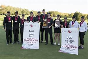 UFV wins double gold at the PING CCAA golf national ...