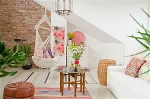 Deko Für Das Wohnzimmer : wohnzimmer im boho look giveaway leelah loves ~ Bigdaddyawards.com Haus und Dekorationen