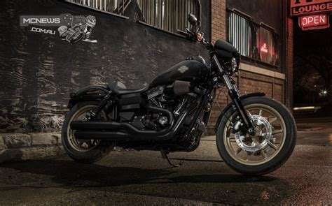 H-d Low Rider S Gets Screamin Eagle 110
