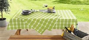 Garten Tischdecken Abwaschbar : outdoor tischw sche tischdecken f r garten und balkon ~ Michelbontemps.com Haus und Dekorationen