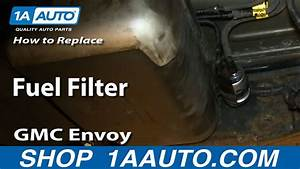 How To Install Replace Fuel Filter 2003