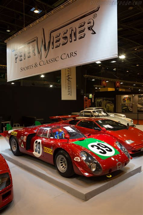 Alfa Romeo 33/2 Daytona Coda Lunga - Chassis: 75033.017 ...