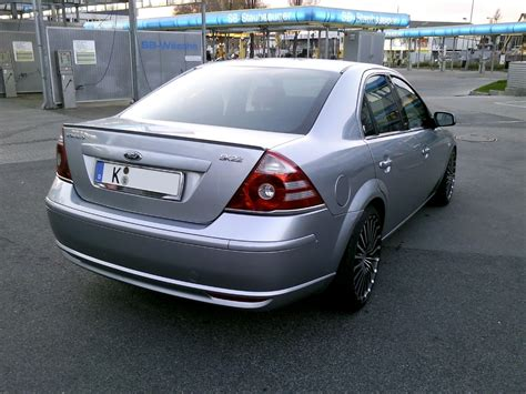 Skcologne 2007 Ford Mondeo Specs Photos Modification