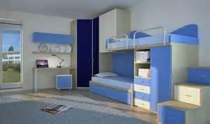 Camerette per ragazzi ikea con un design moderno in blu nonche la dimensione delle camere