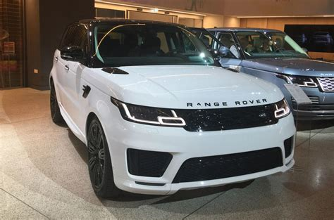 New Range Rover Sport arrives at LA motor show | Autocar