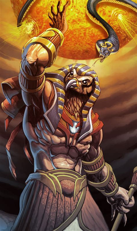 Egyptian gods C: - MenphiliesTheDark Fan Art (27042096 ...
