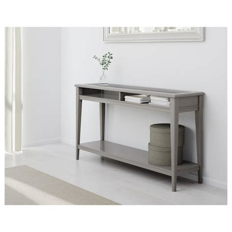 Ikea Console Table Sofa by Liatorp Console Table Grey Glass Ikea