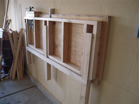 fold  work bench   garage work shop