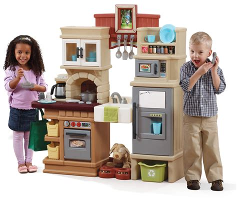 step heart   home play kitchen   piece