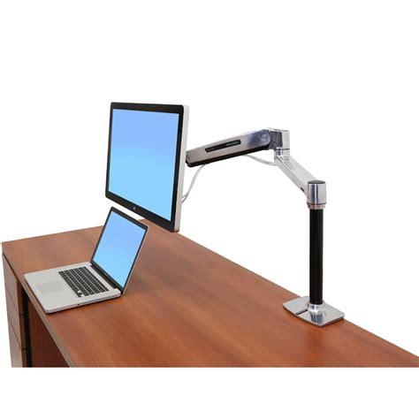 Ergotron Sit Stand Desk Mount by Sit Stand Desk Monitor Arm Ergotron 45 384 026