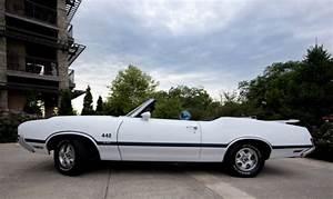 Oldsmobile Cutlass Convertible 1970 White For Sale