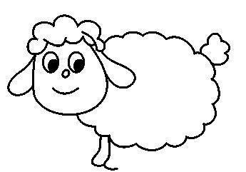 sheep drawings  kids    clipartmag