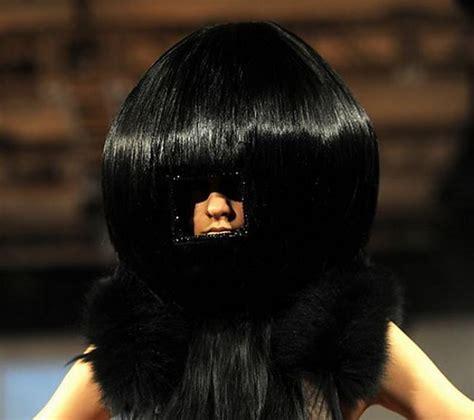 Ekscentriskas frizūras - Spoki