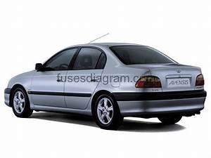 Fuse Box Toyota Corolla E120