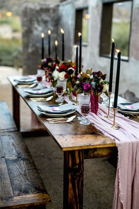 30 decadent and boho wedding ideas weddingomania