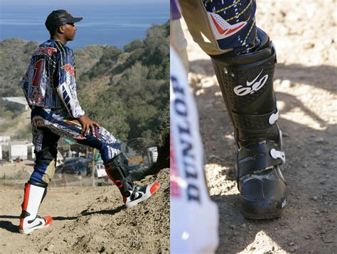 nike motocross boots for sale bubba stewart unveils nike mx boots product features