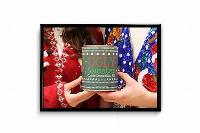Ugly Sweater Behance