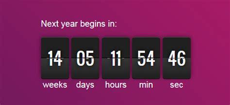 stunning css jquery countdown timer scripts