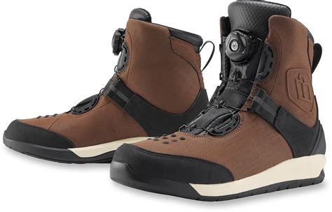 New Icon Patrol 2 Boots Motorcycle Adventure Dual Sport