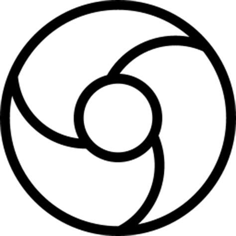chrome icon  iconset iconsmind