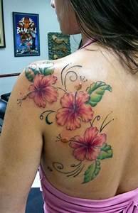 15, Fashionable, Hibiscus, Tattoo, Designs
