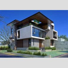 3d Model Ad House Exterior  Cgtrader