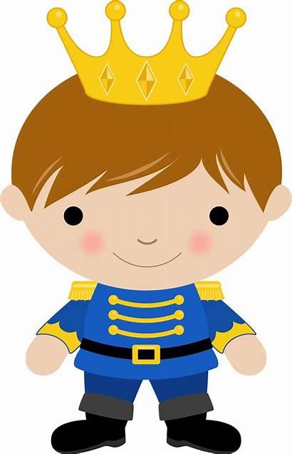 Prince Clipart Crown Cartoon Crafts Transparent Printable
