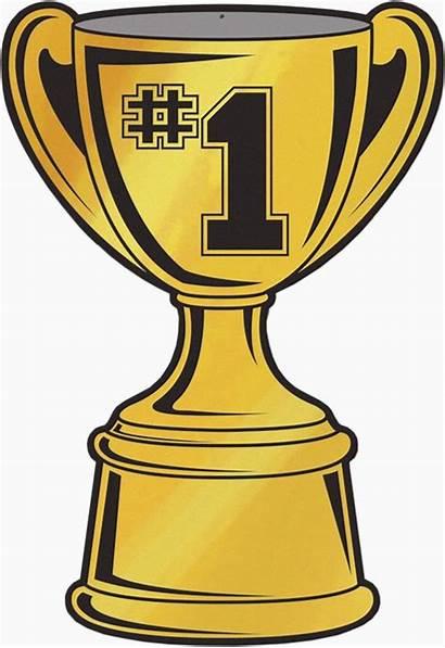 Trophy Championship Clipart Week Elite Ocho Cinco