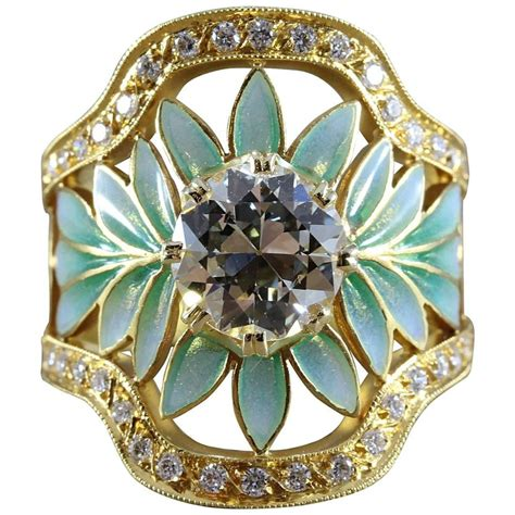 Inspirations & Ideas Art Nouveau Jewelry - Why they are so