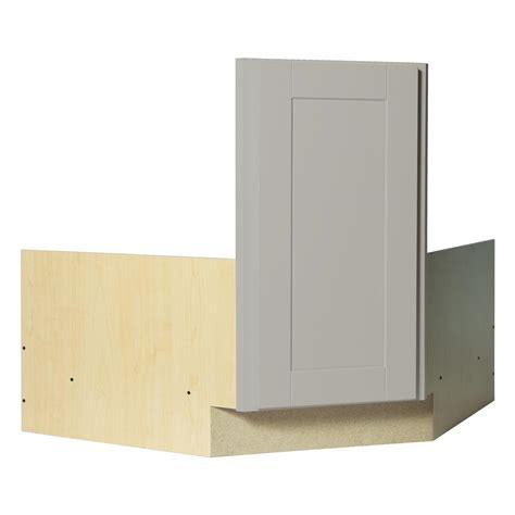 hton bay shaker base cabinet corner sink base cabinet kitchen lesscare gt kitchen gt