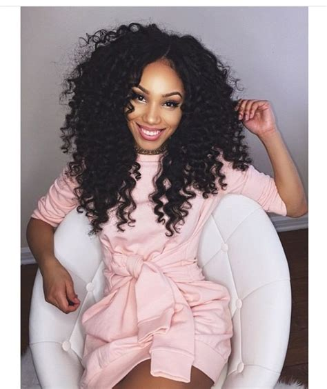 Popular Sew In Hairstyles by Best 25 Big Curly Weave Ideas On Curly