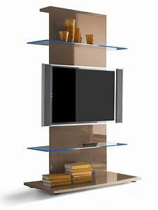 Tv Turm Möbel : portia tv turm tv wand funktionsturm regal stauraumelement sand echt hochglanz ebay ~ Markanthonyermac.com Haus und Dekorationen