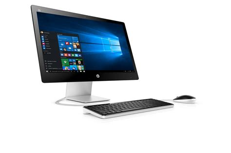 pc de bureau hp pavilion 23 q205nf 4213327 darty