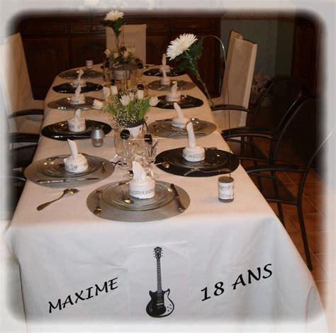 decoration table anniversaire  ans garcon