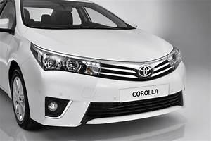 News: Toyota Corolla-Luxurious sedan highlighting on ...