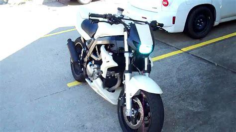 suzuki sv650 streetfighter motorcycle build