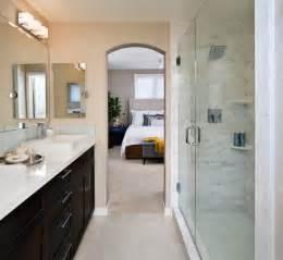 Small Bathroom Ideas Houzz Master Bathroom Transitional Bathroom San Diego By Kw Designs