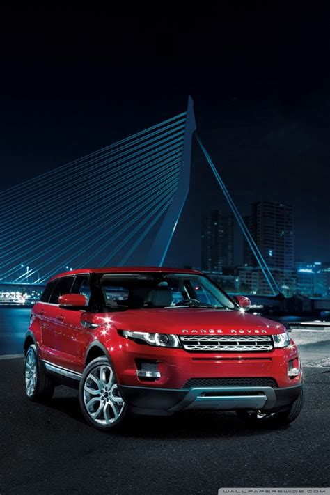 Land Rover Range Rover Evoque 4k Wallpapers by 2011 Range Rover Evoque 4k Hd Desktop Wallpaper For 4k