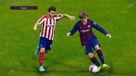 Atletico Madrid VS FC Barcelona La Liga Full Match And ...