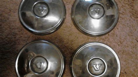 set    volvo ps hub caps  sale  brea